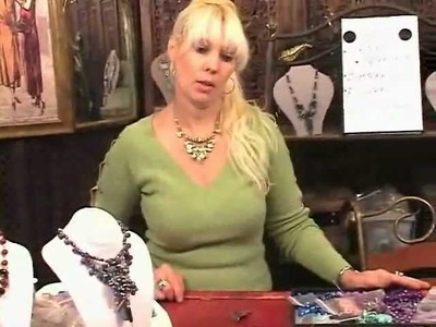 Video #8: Cluster Necklaces