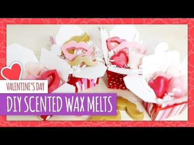 DIY Valentine's Wax Melts - HGTV Handmade