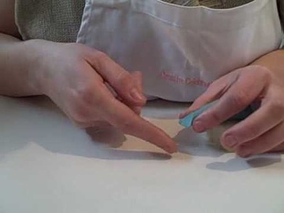 Sugarcraft Step-by-step: Jumping Dolphin Part 1