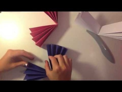 4th of July paper Decoration