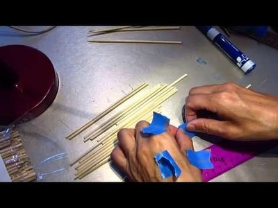 ClassPlan - Paper weaving another ASMR