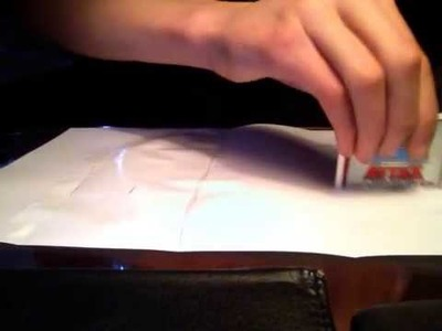 How to make harden paper