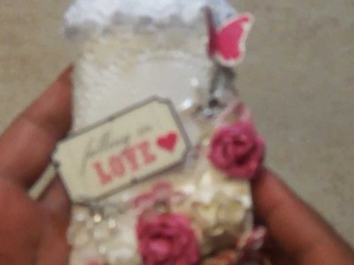 Toilet Paper Treat Bags ***Valentine Challenge from Itripledogdareu***