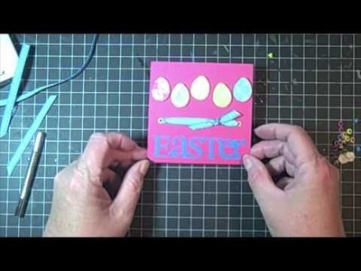 Easter Card - Paper Renee Episode 27