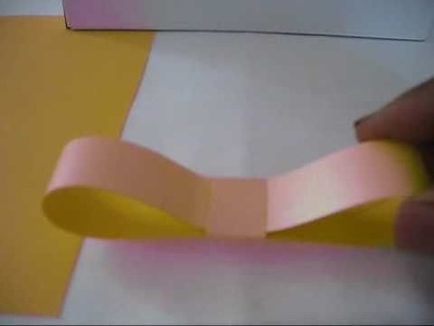 The Paper Bow