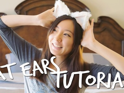 Cat Ears Tutorial