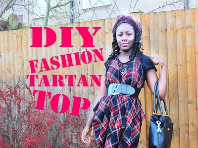 DIY fashion how to make a easy top