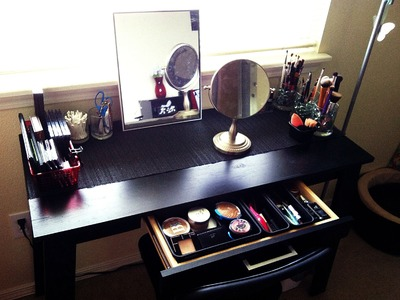 DIY VANITY UNDER $70 - maricarljanah