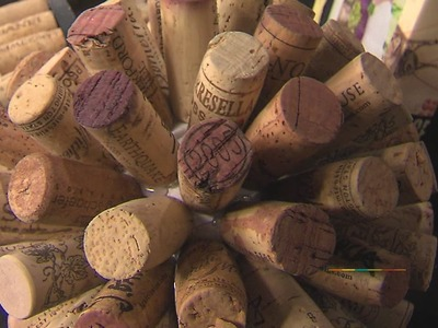 DIY Wine cork coasters and Trivets