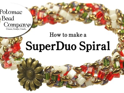 How to Make a SuperDuo Spiral