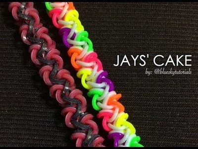 JAYS CAKE Hook Only bracelet tutorial