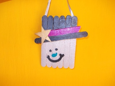 Simple Handy craft at just 10 minutes. lets try this