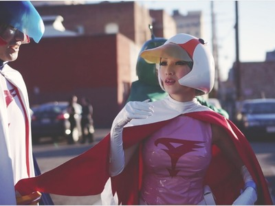 The Making of: Gatchaman Cosplay