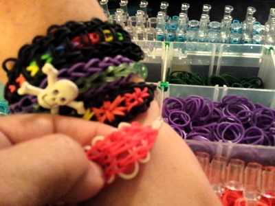 The Rainbow Loom & off brand loom