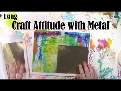 Using Craft Attitude with Metal