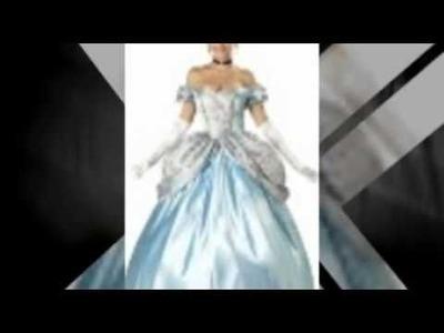 Cinderella Costume - Halloween Ideas