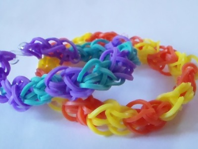 Diamond Rubber Band Bracelet- How To