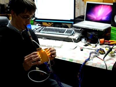 DIY Arduino Saxophone Prototype 2