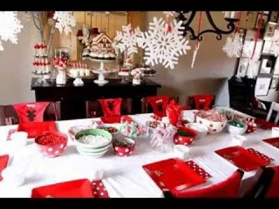 Fun christmas party ideas