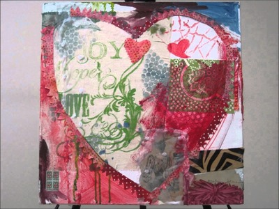 Happy Valentines Day from Cloth Paper Scissors, Quilting Arts, and Stitch Magazines