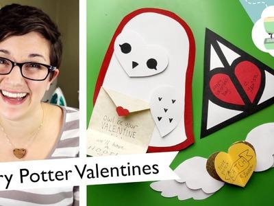 Harry Potter Valentines Tutorial