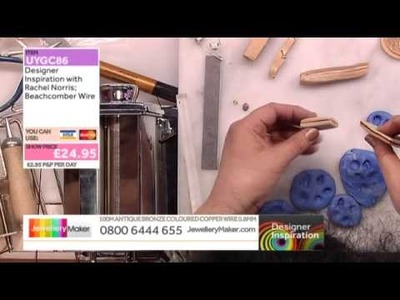 [How to make summer beach jewellery] - JewelleryMaker DI - 6.6.14