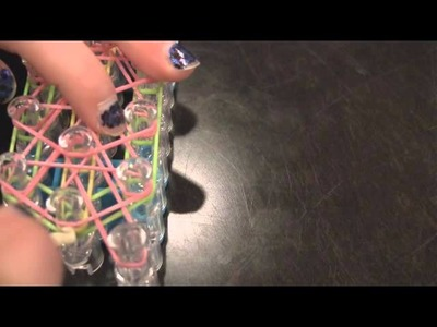 "Rainbow Loom ""Arrow"" Stitch"