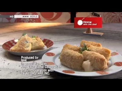 Seira Kagami How To Make Inari Sushi