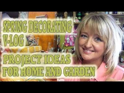 Spring Decorating Ideas 2015 - Home Garden Patio