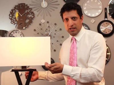 The Modern Floor Lamp Taking Living Room Lighting to a New Level