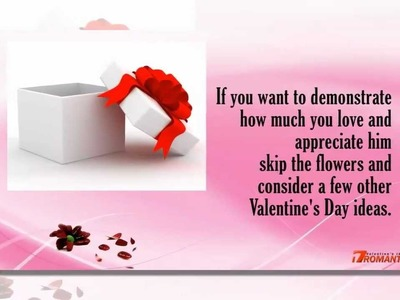 Valentines Day Gifts for Him - Great Valentines Day Gifts for Him