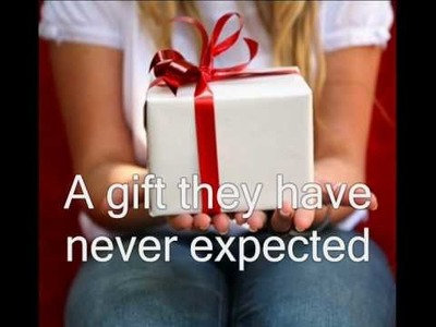 What gift to give the person who has it all?