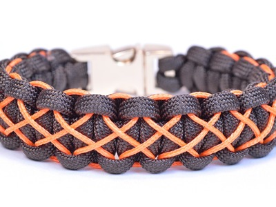 Add Micro Cord to a Paracord Bracelet - The easy way - BoredParacord