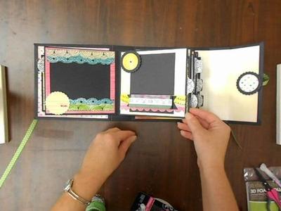 Amy Tangerine Sketchbook Custom Mini Book Class