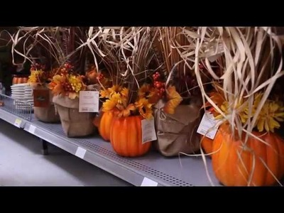 Buying Fall Decorations? What this video to find out super saving ideas!