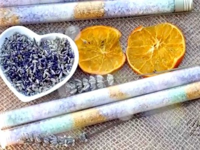 Homemade Detox Lavender Bath Salts & Exfoliating Body Scrub Recipes