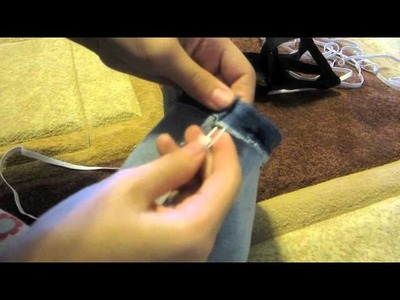 How to make a mini skirt for your ag doll