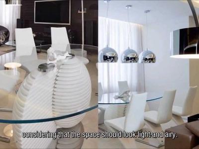 Interiors like a box of chocolates. Interview with Geometrix Design