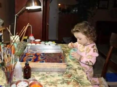 Turkish Water Marbling    www.turkishpapermarbling.com