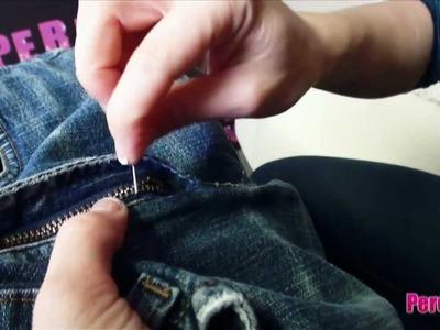 Fixing Your Broken Zipper Is Sew Easy!
