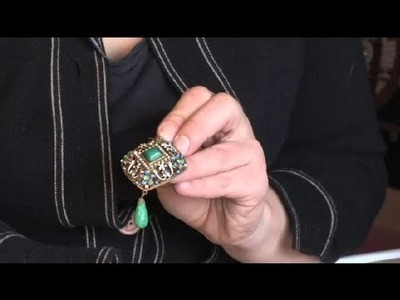 Glue for Fixing Rhinestone Jewelry : How to Make Jewelry