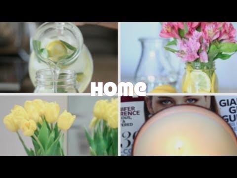 Home Favorites & Tips (SUMMER EDITION) | Rachel Talbott