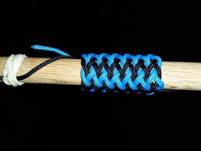 How to Tie a Long Gaucho Fan Knot
