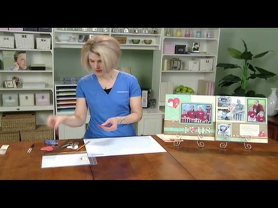 Ink or Cover for Perfect Chipboard Accents (How-To) S02E01, Part 1 of 4