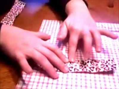 Paper Pleating Tutorial for Practical Scrappers