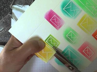 Simon Says Stamp - July Card Kit