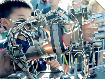The Mad Geniuses of Maker Faire