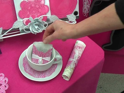 Wendy's World - Couture Creations Doily Dies