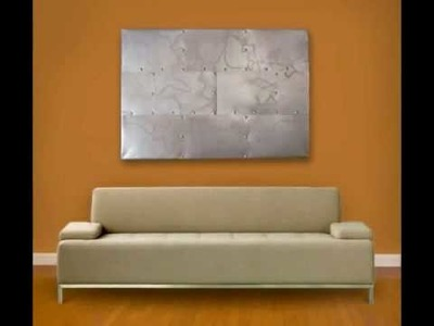 Amazing Metal Wall Art - A Fusion of Mixed Media and Sculpture