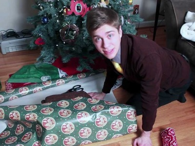 CULTURALLY INSENSITIVE GIFT WRAPPING! (DailyGrace parody)